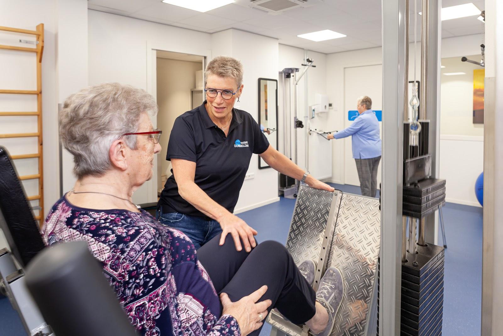 Veilig naar de fysiotherapeut, bij Fysiotherapie Dubbeldam kan het nog steeds!