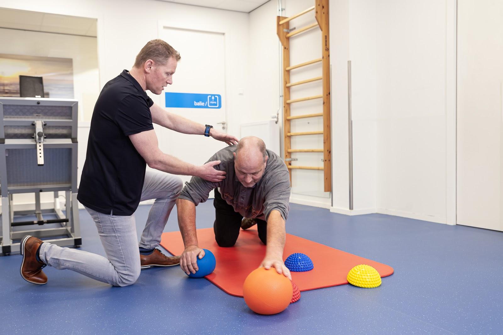 Fysiotherapie essentieel bij herstel na corona